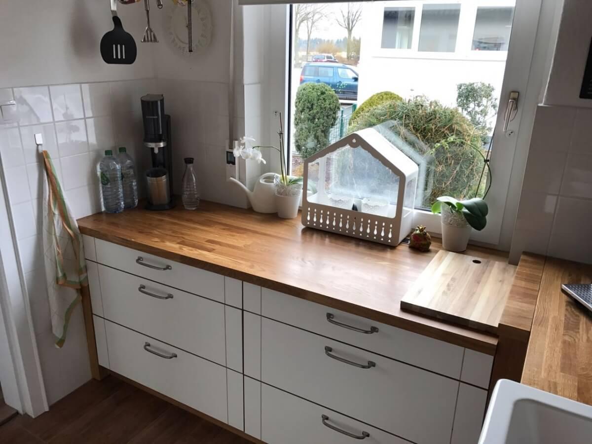 green Wood Küche